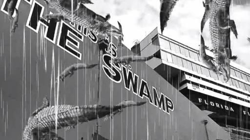 Orlando Sentinel Warns Florida Residents of 'Gatorcane'