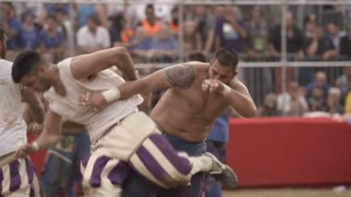 Gladiator Football Is the Most Intense Sport You've Never Heard of