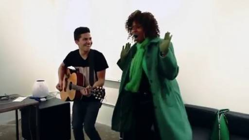 The Cutest and Catchiest Music Bomb From Alex to GloZell
