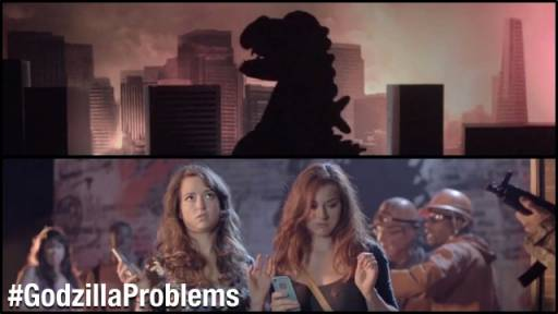 Not Getting Great Cell Service and Other #GodzillaProblems
