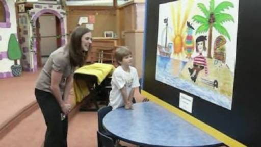 Wisconsin Boy Could Win $30K in Drawing Contest