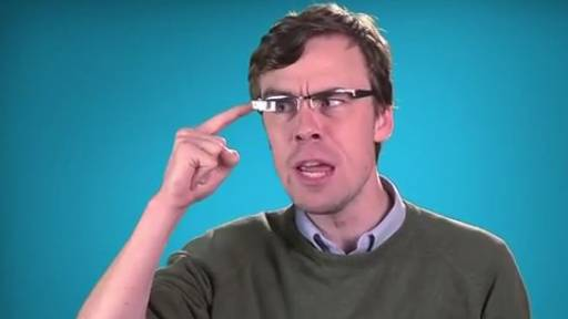 Hilarious Pros and Cons for 'Googly' Google Glass