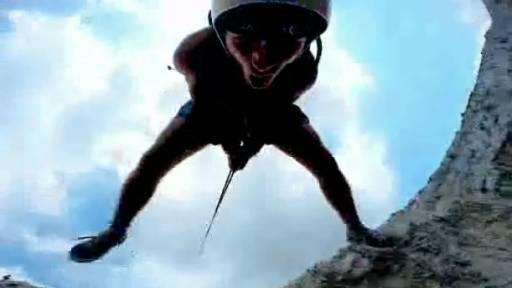 GoPro Cameras Capture Extreme Cliff Activities
