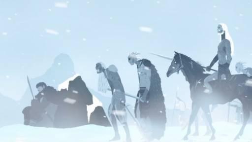 Beautiful Animation Summarizes 'Game of Thrones'