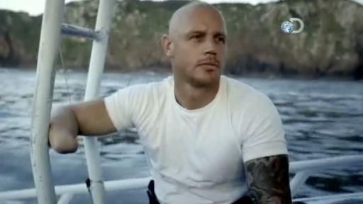 Shark Attack Survivor Dives Back in for 'Shark Week'