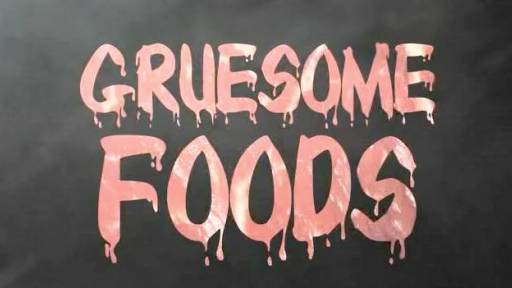 Gruesome Foods for Your Halloween Party!