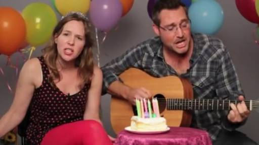 Funny Ditty by Identity Crush for Katy Perry's Birthday