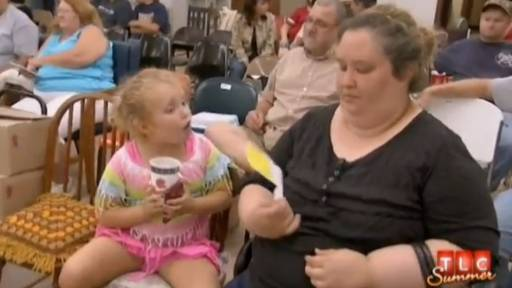 We're Just Days Away From 'Here Comes Honey Boo Boo'
