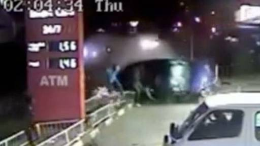 Horrifying Crashes Caught on Camera