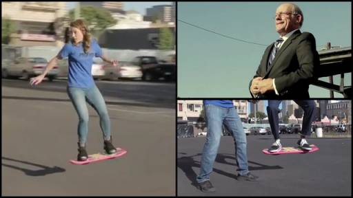 Sorry Internet, 'Funny or Die' Lied About Hoverboards