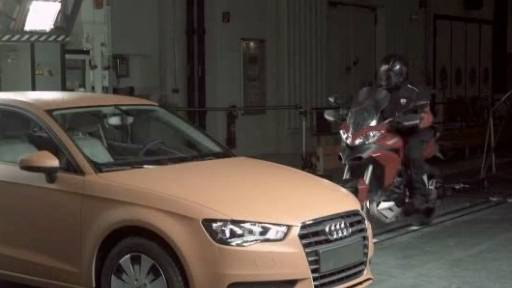 Airbag Jacket Communicates With Ducati Bike for Your Safety