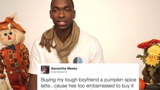 SNL's Jay Pharoah Reads Tweets About Pumpkin Spice Lattes