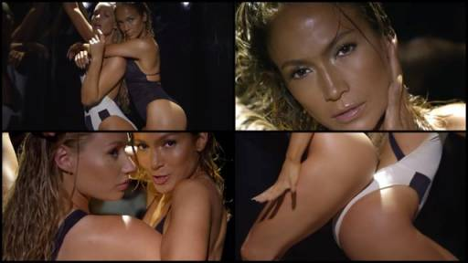 J-Lo and Iggy Azalea's Butts Are the Real Stars in 'Booty' Video
