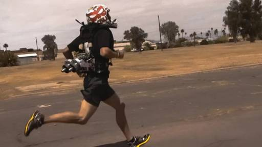 University Develops Jetpack to Make Soldiers Run Faster
