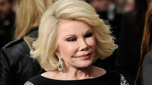Entertainment Icon Joan Rivers Dies at 81 Years Old