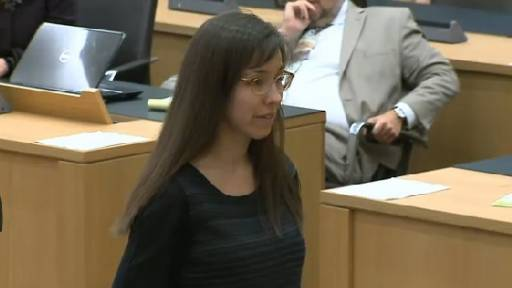 Jodi Arias Speaks During Penalty Phase