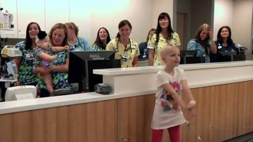 'You're Beautiful' by the Johns Hopkins Pediatric Oncology