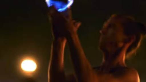 Juggling Fire Like It's a Tennis Ball