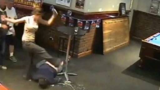Scary Brawls in Public Places From Around the World
