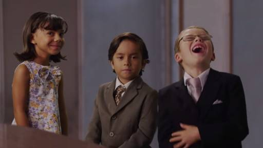 Just in Time for the Emmy's, Kids Reenact Hit TV Shows