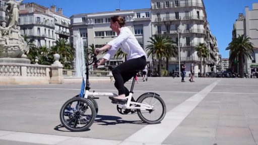 It's the 'Transformer' of the Tricycle World