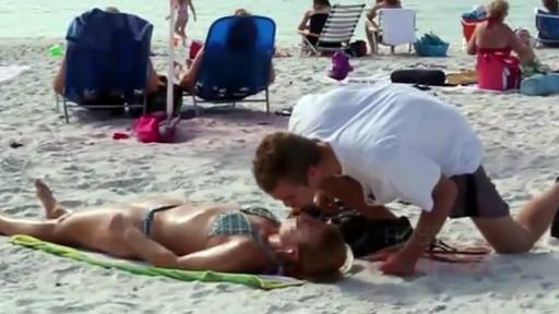 Original Video: Kissing Complete Strangers- Invasion of Personal Space