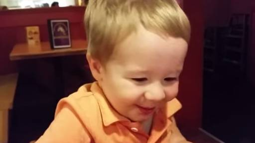 Toddler Tries Lemon for the First Time