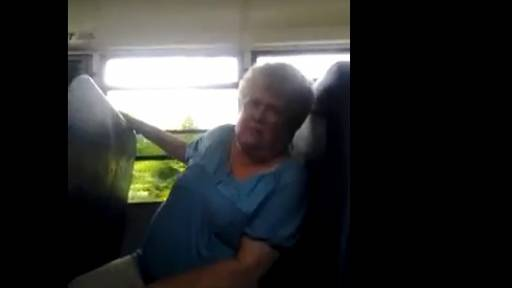 Students' Profane Comments Make a School Bus Employee Cry