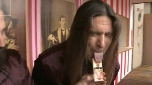 'King of Pain' Sacrifices Tongue to Mouse Trap