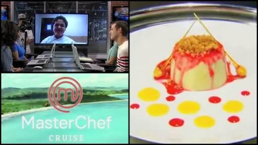 'MasterChef' to Set Sail On Tasty Trip