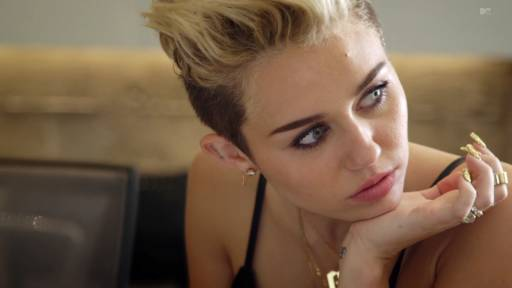 Miley Cyrus MTV Doc Reveals Why She's Being a 'Media Whore'