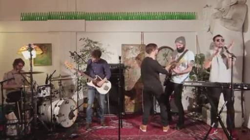 Awesome Music Video Lets You Control How Drunk the Band Gets