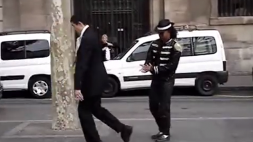 Mormon Missionary Shows up Faux Michael Jackson With His Dance Moves