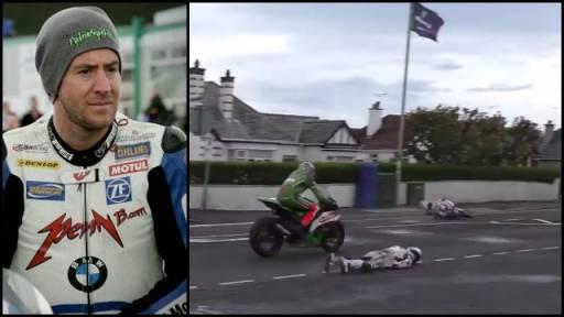 Rider Dies From Injuries in Horrific Motorcycle Crash