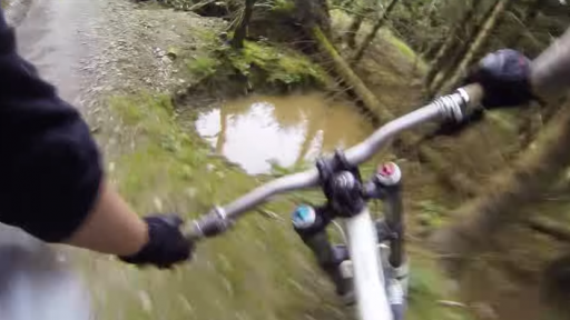 Mountain Bikes and Fails Go Hand in Hand