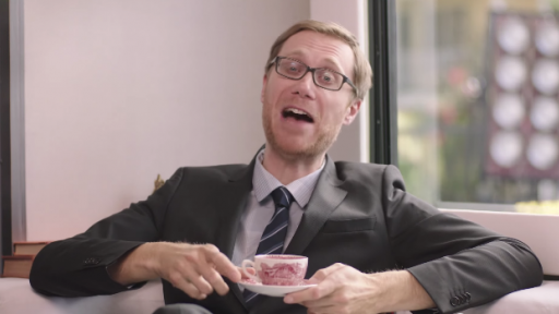 Stephen Merchant Explains How Things Would've Been 'Better' Had England Won the War