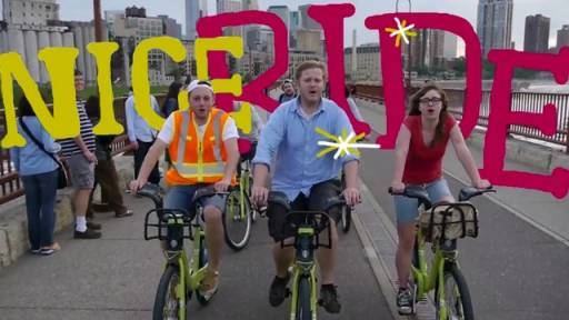 Go for a 'Nice Ride' in Minnesota