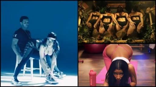 Nicki Minaj's 'Anaconda' Has a Whole Lot of Booty!