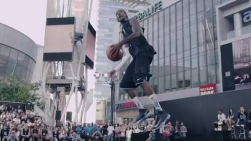 Watch 'Jus Fly' Sky High With Nike Hyperdunk+