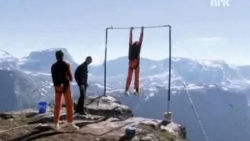 Base Jumping Norwegian Style
