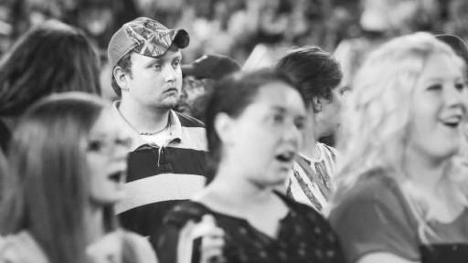 Photographer Captures Sad Dads at One Direction Concert