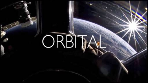 Orbital - A Space Exploration Music Video