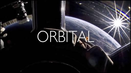 Orbital - A Space Exploration Music Video