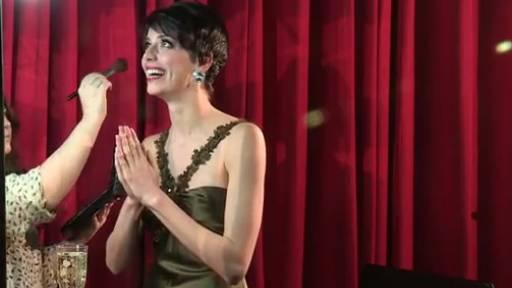 Sneak Peek: Oscar Nominees Practice Acceptance Speeches