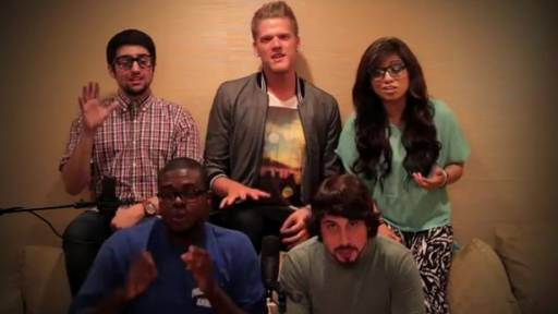 An A Cappella Cover of 'Payphone' That You Have to Watch!