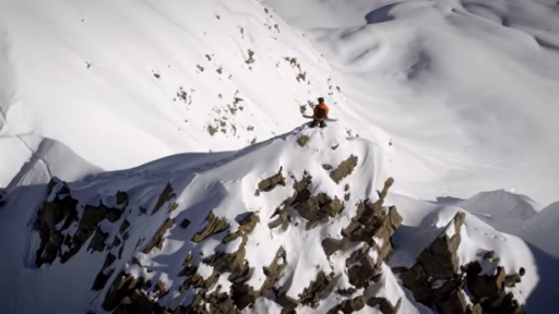Spectacular Snowboarding Footage Featured in New Film 'Perceptions'