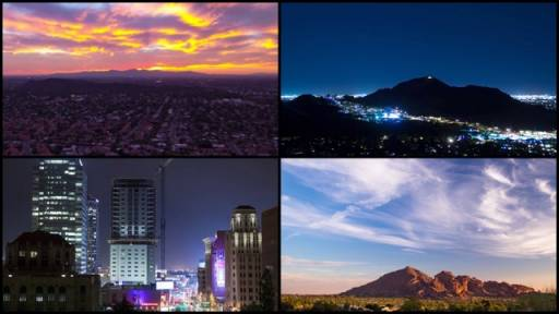 Stunning Time Lapse Shows the Beauty of Phoenix
