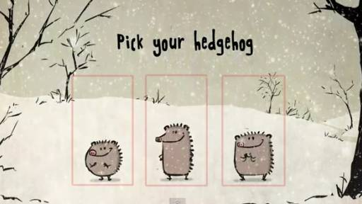 Daily Comeback: Singing Christmas Hedgehogs