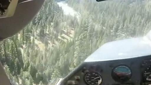 Flying Through the Gorgeous Idaho Wilderness