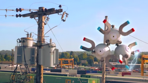 Harnessing the Power of Pokémon for 'Clean, Sustainable' Energy